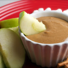 Smooth Peanut Butter Dip