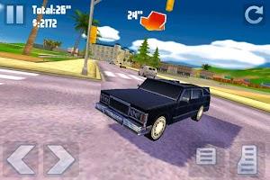 Screenshot of Hearse Driver 3D FREE