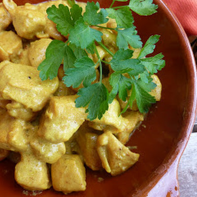 Orange and Cashew Curry