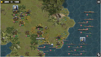 Screenshot of Glory of Generals :Pacific