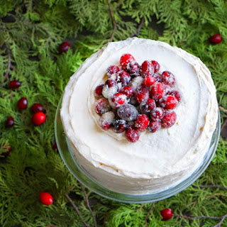 Cranberry and Orange Cake