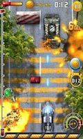 Screenshot of Storm Racing 2D