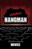 Screenshot of Hangman HollyWood
