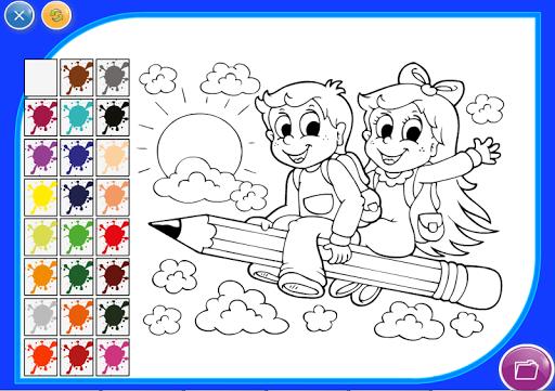 Раскраски и игры онлайн для девочек
