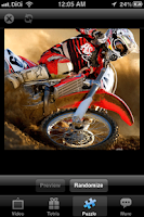 Screenshot of Hill Climb Race Bike Game
