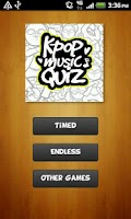 Screenshot of Kpop Music Quiz (K-pop Game)