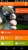 Screenshot of WalkMe | Levadas Madeira