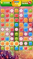 Screenshot of candy line
