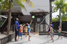 Kids Koro, Children at Radisson Fiji