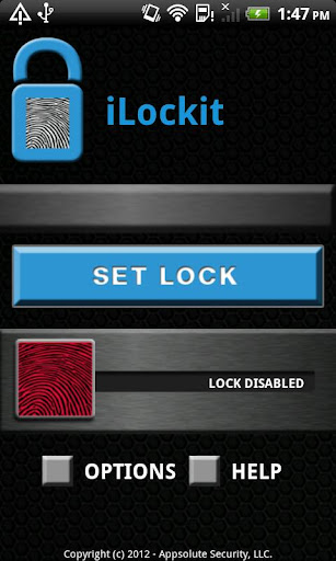 iLockit Lock Screen