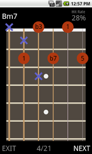 Learn Guitar Chords And More - screenshot