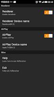 Screenshot of AirReceiverLite