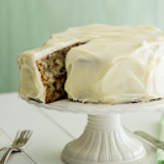 Banana Layer Cake with Butterscotch and a Cream Cheese Frosting