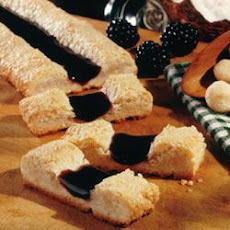 Hawaiian Blackberry Jam Slices