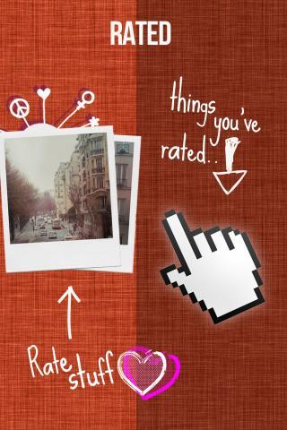 【免費社交App】Rated-APP點子