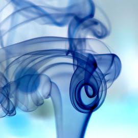 smoke&light by Cosmin Popa-Gorjanu - Abstract Light Painting