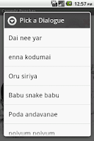 Screenshot of Comedy Punches - Tamil