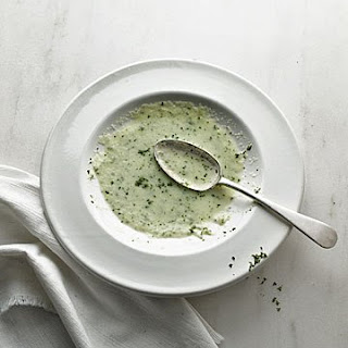 Chilled Cucumber Soup Martha Stewart Recipes
