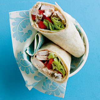 Mexican Chicken Wraps