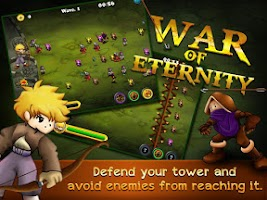 Screenshot of Warriors For Eternity Free