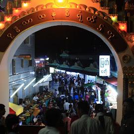 by Yap Sin - City,  Street & Park  Markets & Shops