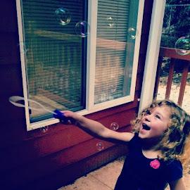 #bubbles #goodtimes #outside #fun #beloose #behappy #babysitting by Brandi Wright - Babies & Children Children Candids