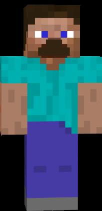 Mustache Steve