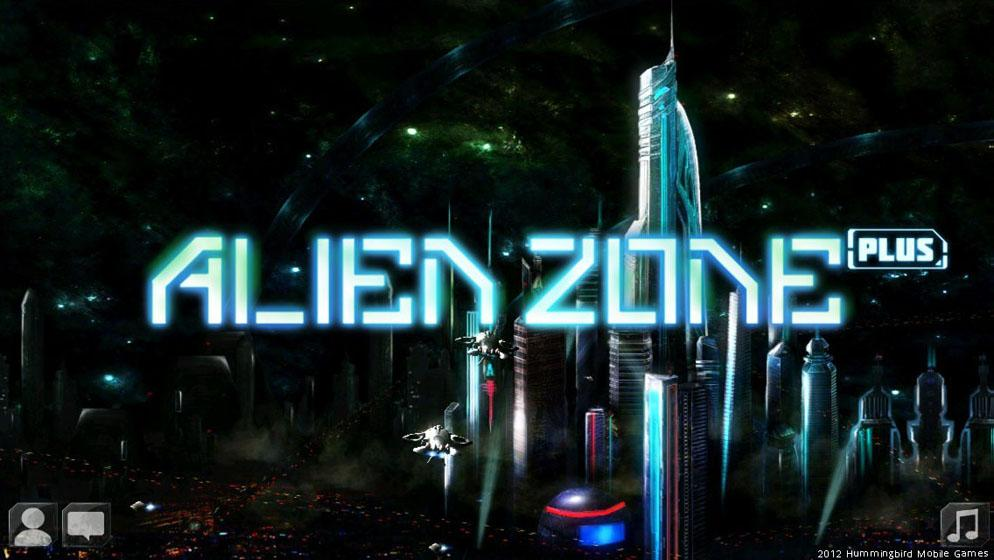 Alien Zone Plus Screenshot 11