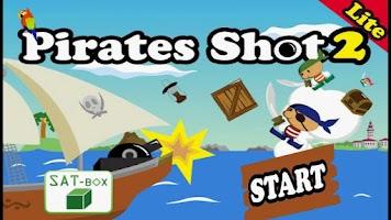 Screenshot of Pirates Shot2 Lite