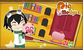 Screenshot of 100 Mysteries- Pig Me Up (Pro)