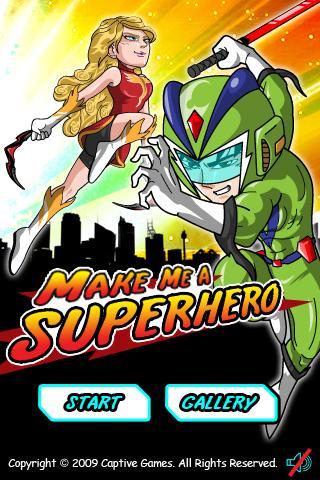 ミースーパーヒーローLiteは作る