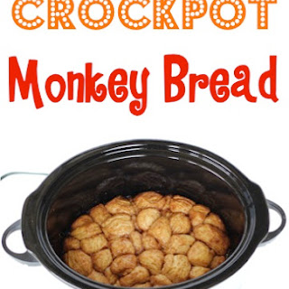 Crockpot Monkey Bread Recipe!