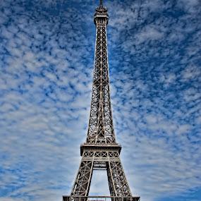 Eiffel Tower by Paulus Soegriemsingh - Buildings & Architecture Statues & Monuments ( paris,  )