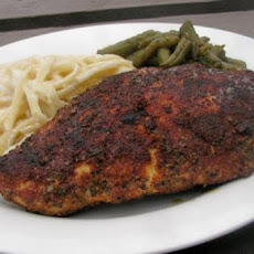 Blackened Chicken Breasts