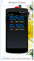 Screenshot of Digital Stopwatch & Timer