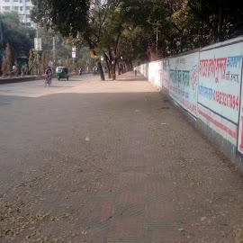 walkway by Abdur Rahman - City,  Street & Park  Street Scenes ( walking, walkway scene, walkway, street scene, street photo )
