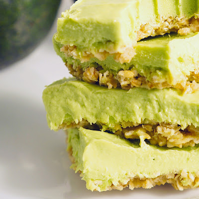 Vegan Key Lime Bars