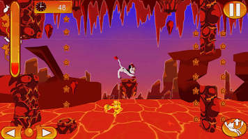 Screenshot of LavaCat