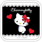 Charmmy Kitty Black Love Theme icon