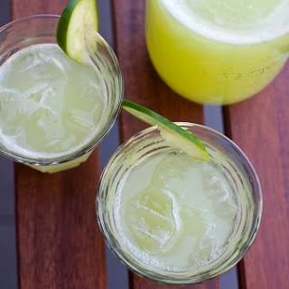 Cucumber Lemonade Recipes