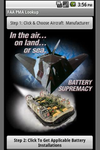 Concorde Mobile FAA Lookup