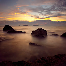 by Lawrence Chung - Landscapes Sunsets & Sunrises