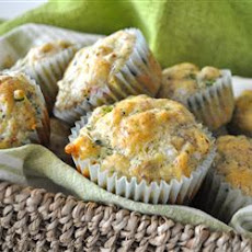 Broccoli Quiche Muffins