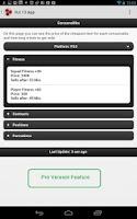 Screenshot of FUT 13 Ultimate Team App