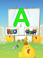 Screenshot of Baby Learns ABC Free