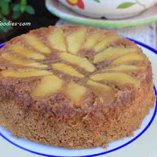 Pressure Cooker Gluten Free Apple Cake