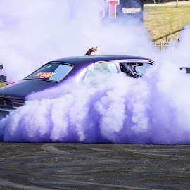 Coulds of purple by Jefferson Welsh - Sports & Fitness Motorsports