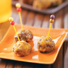 Cheese Meatballs Recipe