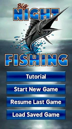 Big Night Fishing 3D - screenshot