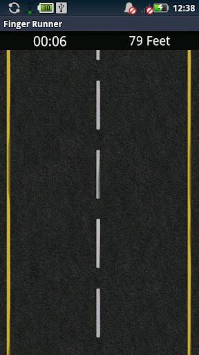 【免費體育競技App】Finger Runner-APP點子